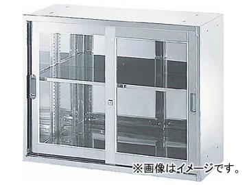 トラスコ中山/TRUSCO ステンレス保管庫(D400) 枠付ガラス扉 900×H720 STJ47(5221692) JAN:4989999673579