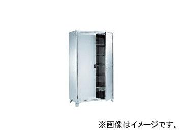 米澤器械工業 ステンレス保管庫両開タイプ NA1100T