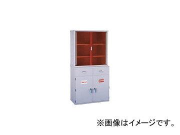 新光化成/SHINKOKASEI 塩ビ薬品庫EY-900下段 EY900B