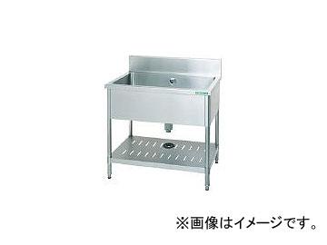 タニコー/TANICO 一槽シンク TX1S75