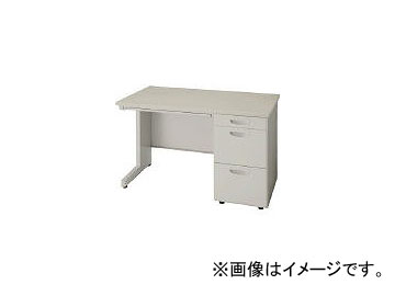 ナイキ/NIKE 片袖デスク3段 NEDH127GAWH