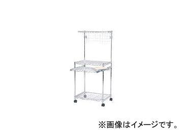 アイリスオーヤマ/IRISOHYAMA メタルラックパソコンデスク MRP-615 MRP615(4130812) JAN:4905009161690