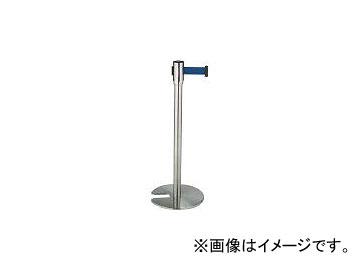 テラモト/TERAMOTO ベルトパーテーションスタンドD(ステン)ベルト黒 SU6605007(4094620) JAN:4904771102290