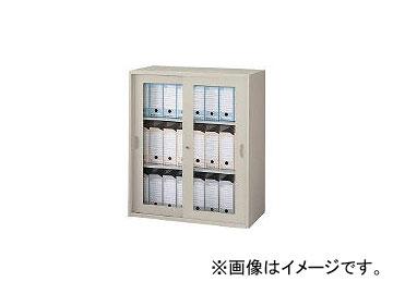 ナイキ/NIKE ガラス引違い書庫(枠付) NWS0907HGAW