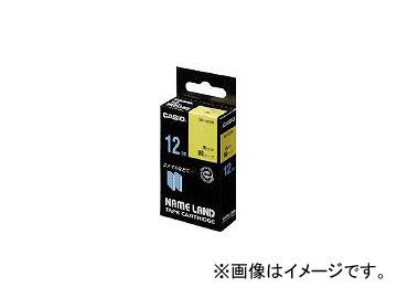 カシオ計算機 新品 送料無料 CASIO 最安値 ネームランド用カートリッジ24mm XR24WE JAN:4971850123750 22322