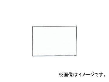 トラスコ中山/TRUSCO スチール製ホワイトボード 無地 粉受付 600×900 GH122(5026652) JAN:4989999772470