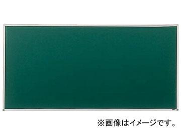 トラスコ中山/TRUSCO スチール製ボード 無地 チョーク書き用 粉受付 900×1800 GH101(5037875) JAN:4989999774160