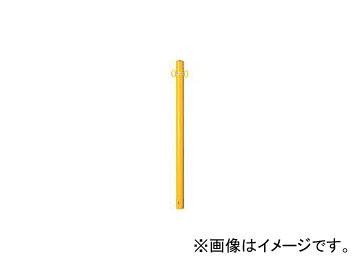 サンキン/SANKIN メドーマルク 鉄製ポストタイプ(白、黄) FP11