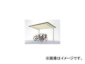 ダイケン/DAIKEN 自転車置場サイクルロビー 連結型スチール屋根 間口2700 LCYFSR6