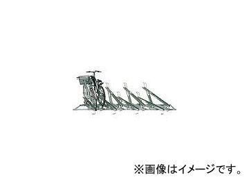 田窪工業所 スライドキーパー 10台用高低ラック SRZ1N10