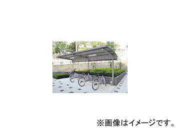 ダイケン/DAIKEN 自転車置場サイクルロビー 連結型スチール 間口2550 CYLSER25G