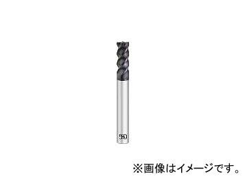 オーエスジー/OSG 超硬エンドミル WX4刃ショート(強力重切削型) 8mm WXPHS8(6361528)