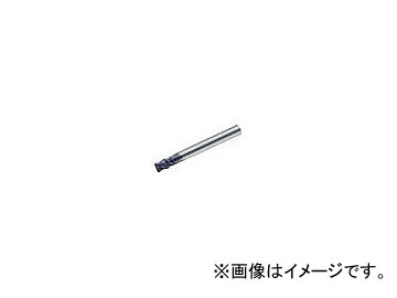 三菱マテリアル/MITSUBISHI 超硬エンドミル IMPACTMIRACLEシリーズ VF-HVRB VFHVRBD010R02N006T09(6598463)