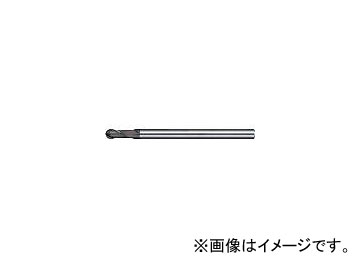 日進工具/NS TOOL 高硬度用2枚刃ホボールエンドミルMSBH230 MSBH230R4(4241011) JAN:4571220598180