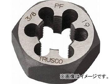 トラスコ中山/TRUSCO 六角サラエナットダイス PF7/8-14 TD678PF14(4329341) JAN:4989999232189