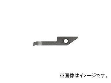 京セラ/KYOCERA 旋削用チップ KW10 超硬 VNBR0411003 KW10(6537197) 入数:5個 JAN:4960664221158