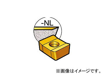 サンドビック/SANDVIK コロミル331用チップ H10 N331.1A043505HNL H10(6099165) 入数:10個