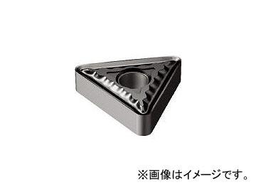 サンドビック/SANDVIK T-Max P 旋削用ネガ・チップ H13A TNMG160404QM H13A(6106960) 入数:10個