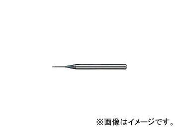 日進工具/NS TOOL ロングネックラジアスEM MHRH230R φ0.3XR0.05X3mm MHRH230R0.3XR0.05X3(4260058) JAN:4571220588983