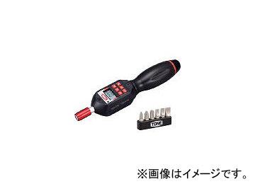 前田金属工業/TONE ドライバーデジトルクセット 能力範囲60cN~600cN DBDT6S(4472284) JAN:4953488301441