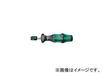 Wera社/ヴェラ 7400 クラフトフォーム トルクビットフォルダー 0.3~1.2Nm 74700(4349288) JAN:4013288100641