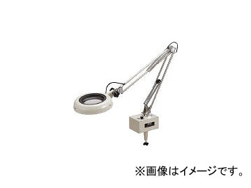 オーツカ光学/OTSUKA LED照明拡大鏡 ENVLシリーズF型(2倍率) ENVLF2X(4536819) JAN:4571139919205