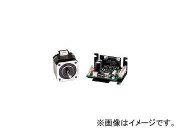 シナノケンシ/ShinanoKenshi 標準小型マイクロステップドライバ&ステッピングモータ CSAUK42D1(4406206)