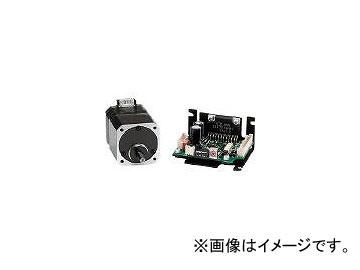シナノケンシ/ShinanoKenshi 標準小型マイクロステップドライバ&ステッピングモータ CSAUK42D1SF(4406231)