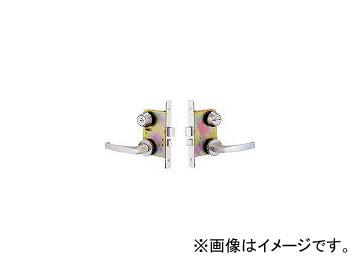 美和ロック/MIWA 木製ドア用レバーハンドル錠 TRWLA201(4497627) JAN:4571313890092