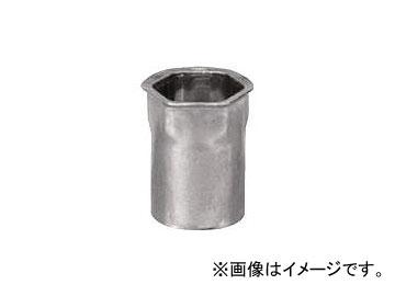 ポップリベットファスナーPOP ポップブラインドナットヘキサスモールフランジ(M4) SFH415SFHEX(4418522) 入数:1箱(1000個入) JAN:4536178140645