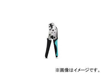 ファインケミカルジャパン/FCJ コンタクト 棒端子専用圧着工具 CRIMPFOX6(4513754)