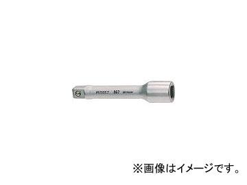 ハゼット/HAZET エクステンションバー 差込角25.4mm 全長200mm 11178(4392469) JAN:4000896003259