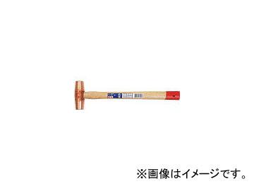 オーエッチ工業/OH 強力型銅ハンマー#4 FH40(4239652) JAN:4963360181108
