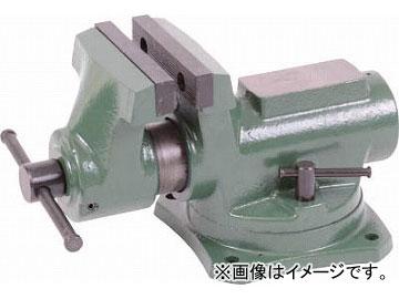 トラスコ中山/TRUSCO 回転台付バイス(軽作業用) 100mm TRV100(4456190) JAN:4989999268980