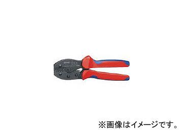 クニペックス/KNIPEX 圧着ペンチ プレシフォース 220mm 975238(4469828) JAN:4003773051909