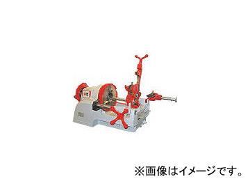 レッキス工業/REX 自動切上ダイヘッド付パイプマシン F80A3 F80A3(4489306) JAN:4514706017348