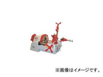 レッキス工業/REX 自動切上ダイヘッド付パイプマシン F80A3(ステンレス管仕様) F80A3SUS(4489314) JAN:4514706017362