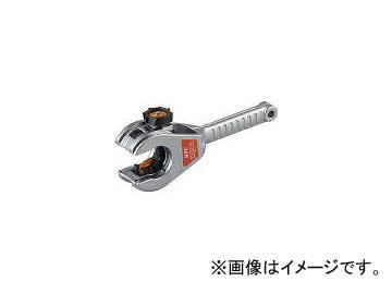 京都機械工具/KTC ラチェットパイプカッタ(鋼管 ステンレス鋼管用) PCR335(4368967) JAN:4989433759159