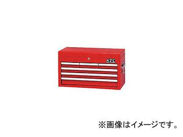 JAN:4989433835730 SKX3306(4390571) トップチェスト(4段6引出し) 京都機械工具/KTC