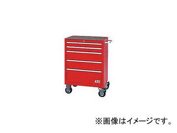 京都機械工具/KTC ローラーキャビネット(5段5引出し) SKX3805(4390580) JAN:4989433835723