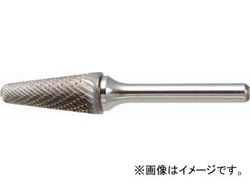 トラスコ中山/TRUSCO 超硬バー テーパー型 φ19X刃長38X軸6 シングルカット TB7C190S(4365313) JAN:4989999237894