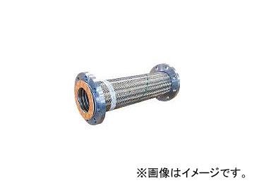 トーフレ/TOFLE フランジ無溶接型フレキ 10K SS400 125AX800L TF23125800(4404441) JAN:4571411264757