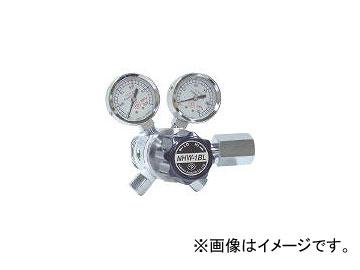 ヤマト産業/YAMATO 分析機用フィン付二段微圧調整器 NHW-1BL NHW1BLTRC(4344782) JAN:4560125829642