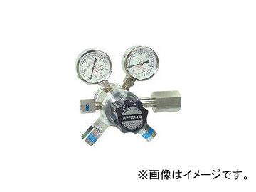 ヤマト産業/YAMATO 分析機用フィン付二段微圧調整器 NHW-1SL NHW1SLTRC(4344812) JAN:4560125829659