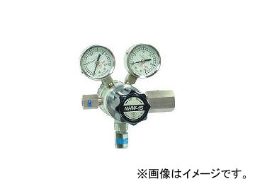 ヤマト産業/YAMATO 分析機用フィン付二段圧力調整器 NHW-1S NHW1STRCCO2(4344839) JAN:4560125829611