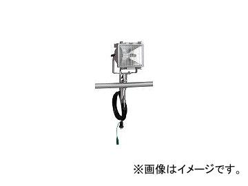 ハタヤリミテッド/HATAYA 防雨型ハロゲンライト 500W 100V接地付電線5m バイス付 PH505KN(4538552) JAN:4930510321486