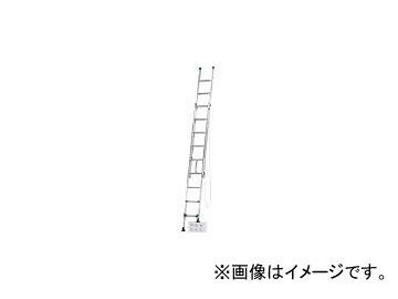 アルインコ/ALINCO 脚伸縮式二連はしご 5.3m 最大使用質量 100kg ANE53F(4526554) JAN:4969182260090