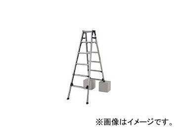 ピカコーポレイション/PICA 四脚アジャスト式脚立かるノビSCL型5~6尺 SCL180A(4429664) JAN:4989247380044