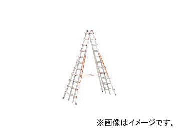 長谷川工業/HASEGAWA アルミ合金製伸縮式長尺専用脚立 LG10109(4343531)