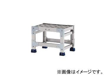 アルインコ/ALINCO 作業台(天板縞板タイプ)1段 CSBC133S(4439791) JAN:4969182282191
